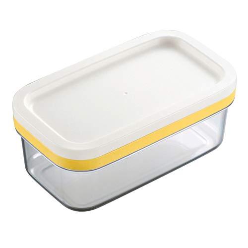Baifeng 2 in 1 Butterschneider Sparbox Butterdose mit Deckel
