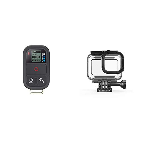 GoPro Smart Remote (GoPro Official Accessory) & Protective Housing (HERO8 Black) - Official GoPro Accessory