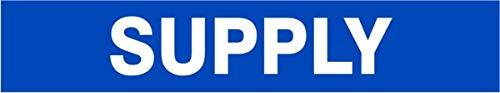 Supply – Pipe El Paso Mall Marker - Units 6 Adhesive Inexpensive Vinyl-