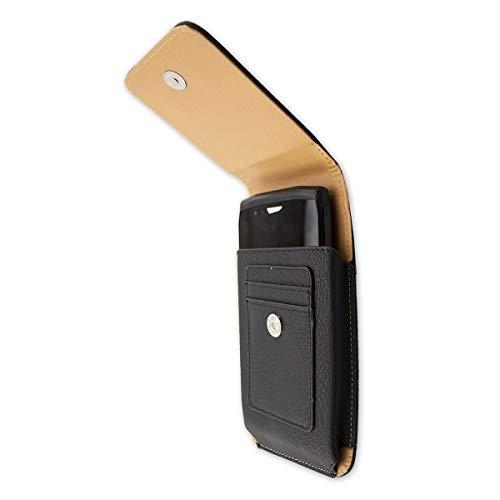 caseroxx Handy Tasche Outdoor Tasche für Crosscall Trekker-X4, mit drehbarem Gürtelclip in schwarz