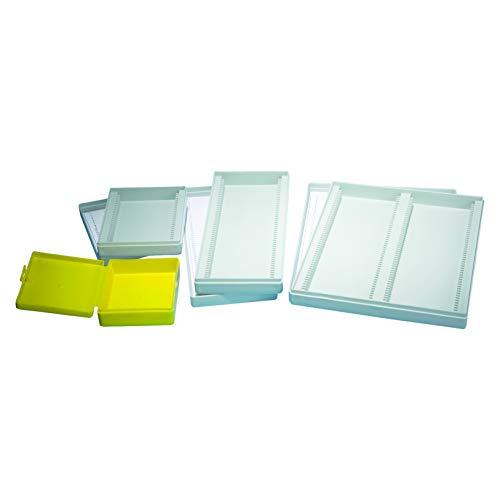 Slide Box, 25 Slides, Karter Scientific (Pack of 12)