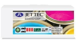 Jet Tec Toner hf401a sostituisce HP cf411a, Ciano