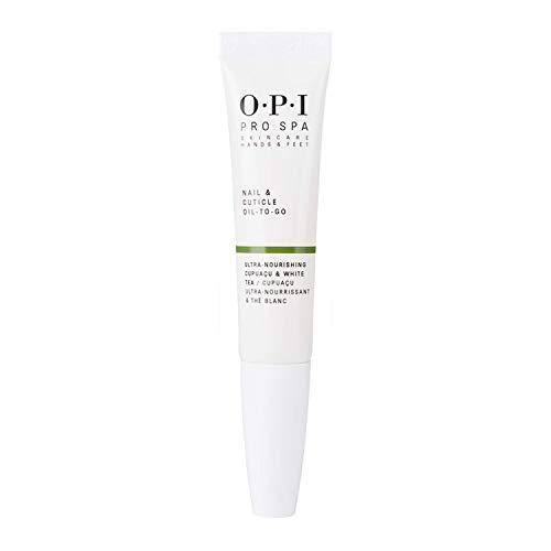 OPI ProSpa Nail & Cuticle Oil To Go – Nagelöl für weichere Nagelhaut & stärkere Nägel – Ideal zum Mitnehmen – AS203 – 7,5 ml