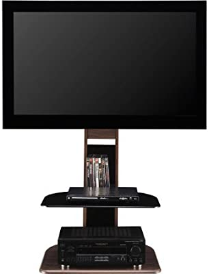 Amazon Com Altra Galaxy Tv Stand With Mount For Tvs Up To 50 1705096 Espresso Furniture Decor