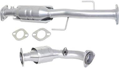 Evan Fischer Catalytic Converter Compatible with 2001-2002 Toyota 4Runner Aluminized Steel Tube 1 Sensor Port Upstream and...