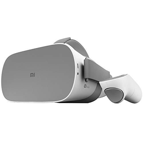 LIANGJING VR 4K Video-Brille 3D-Film Gläser Helm AR VR globalen Multiplayer-Spiel Sieht (64G-Speicher)