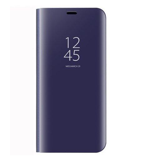BCIT Samsung Galaxy Note 8 Funda - Modelo Inteligente Fecha/Hora Ver Espejo Brillante tirón del Caso Duro con para el Samsung Galaxy Note 8 - Púrpura