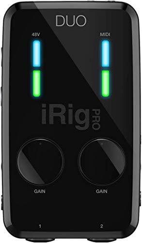 IK Multimedia iRig PRO Duo 2