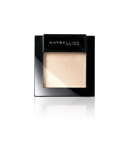 Maybelline New York Sombra de Ojos Color Sensational Mono 1 Vanilla -...