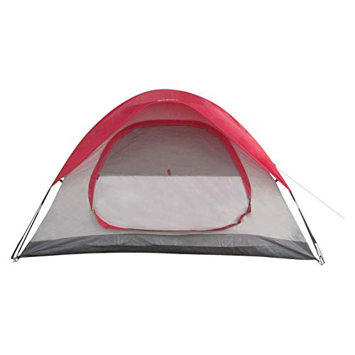 "Embark 2 Person Dome Tent - 4'6""X7'6""X48"", Red"