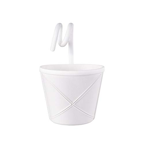 Poeland ぶら下げ収納バスケット 小物収納ラック クリエイティブ収納オーガナイザー 小さな家庭用品を収納するのに最適