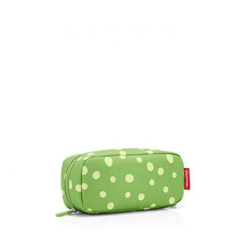 Reisenthel multicase Trousse à Maquillage, 21 cm, 1.5 liters, Multicolore (Spots Green)