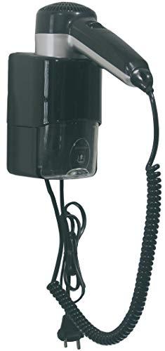 Mediclinics - Secador Lateral Negro (SC0030CS)