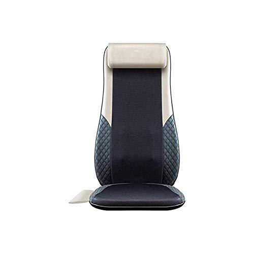 FTFTO Wohnaccessoires Nacken- und Rückenmassagegerät - Shiatsu Massage Stuhlpolster Tragbares Knetstuhlmassagegerät für die Ganzkörper-Nackenschmerz-Ganzkörper-Schmerzlinderung