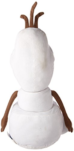 "Jumbo Frozen Olaf Stuffed Pillow Buddy - 22"" Inch Extra Large"