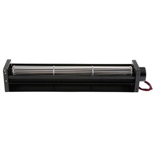 IPOTCH Ventilador Universal de 12V Y 95 CFM para Nevera/Congelador/Amplificador/Coche/Camión, 360x70x30mm
