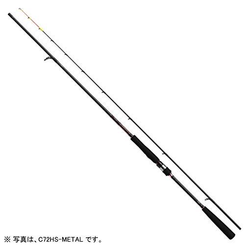 ダイワ(Daiwa) タイラバ ロッド 紅牙 AGS C76MHS-METAL