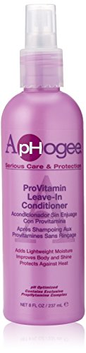 Aphogee ProVitamin Leave-in Conditioner, 237 ml