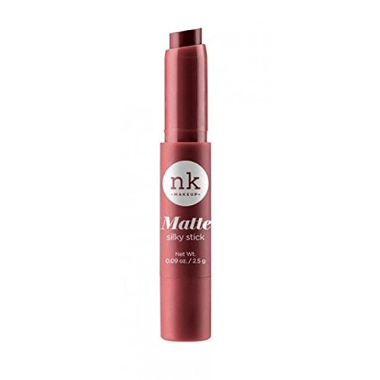 リスク永遠の性交(6 Pack) NICKA K Silky Matte Stick - Sanguine Brown (並行輸入品)