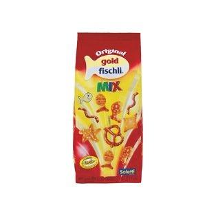 Soletti Original goldfischli Mix, Knabbergebäck-Mischung - 400gr