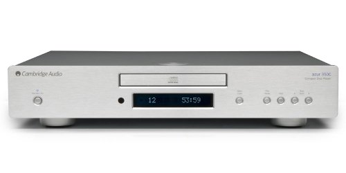 Cambridge Audio Azur 350C CD-speler zilver