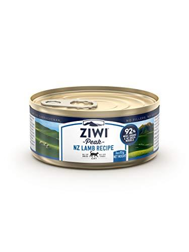 Ziwi Peak Alimento Húmedo para Gato, Sabor Cordero -24 latas de 85gr
