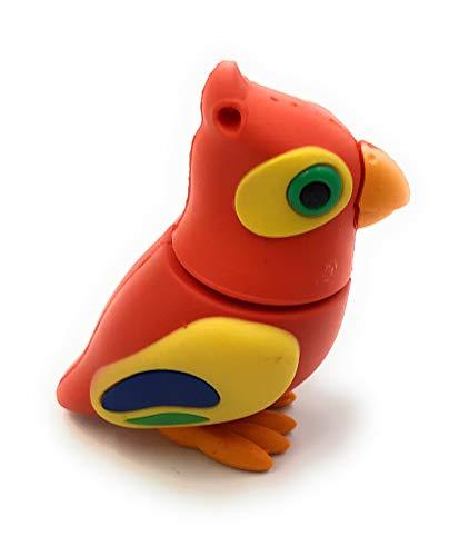 Onlineworld2013 papegaai vogel dierentuin Funny USB-stick 32 GB USB 3.0