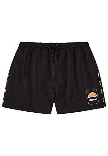 Ellesse de los Hombres Shorts de baño Positano, Negro, M