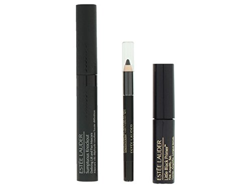 Estée Lauder Sumptuous Knockout Mascara Set Black, Pencil Onyx Eye Liner, 1er Pack (1 x 17 ml)