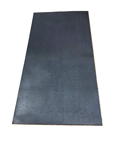 SoleTech Sole-Guard Mini-Check Rubber Soling Sheet - Black
