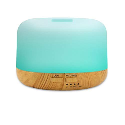 Giaogiao Home Luchtreiniger met True HEPA Filter, Luchtreiniger, Geschikt voor Allergie En Huisdieren Rokers, Bloemstof, Deodorant, Geschikt voor Home Bedroom Office