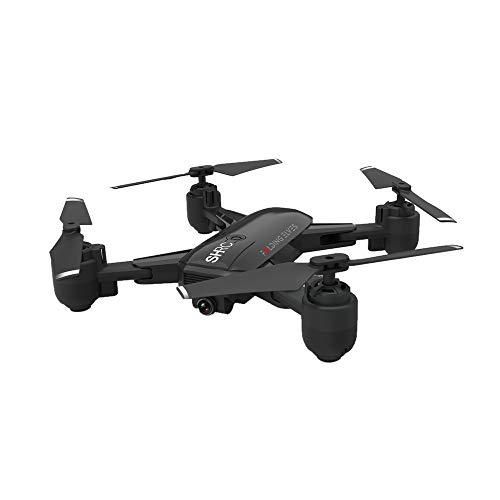 Webla - Drone X Pro 5G Selfi, Wifi Fpv Gps, Con Cámara de 1080P Hd, Rc Quadcopter Plegable El Plastico (Bk)