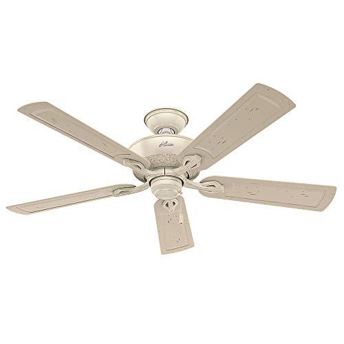 Hunter Caicos 52-Inch Outdoor Ceiling Fan