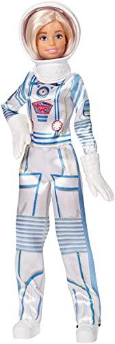 Barbie Quiero Ser Astronauta, muñeca 60 aniversario con accesorios (Mattel GFX24) , color/modelo surtido