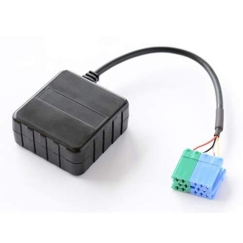 XJGJ Auto-drahtlose Bluetooth-Modul AUX-Audio-Adapter-Kabel for Porsche Becker CD RCA Bluetooth AUX Auto Zubehör Auto