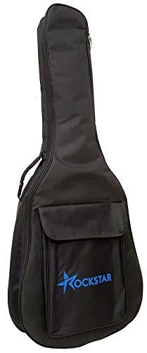 Funda para guitarra clásica española ROCKSTAR SOLC407C acolchada