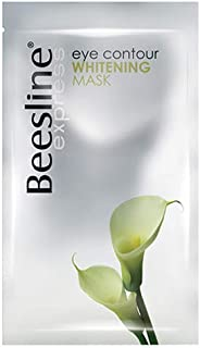 Beesline Express Eye Contour Whitening Mask Pack of 5, 25 ml