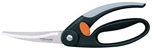 Fiskars 859975 Poultry shear with Softouchhandles by Fiskars