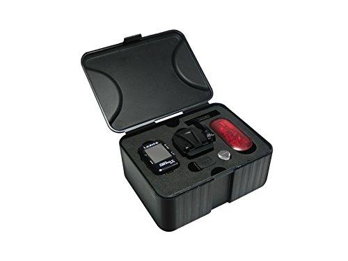 Lezyne 1-GPS-MICROC-V104-HS Micro Color GPS, Unisex, Negro, M
