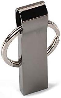 BIGBOBA Silver Mini Key Ring U Disk Disk Flash Drive Flash Drive Memory Stick (32GB