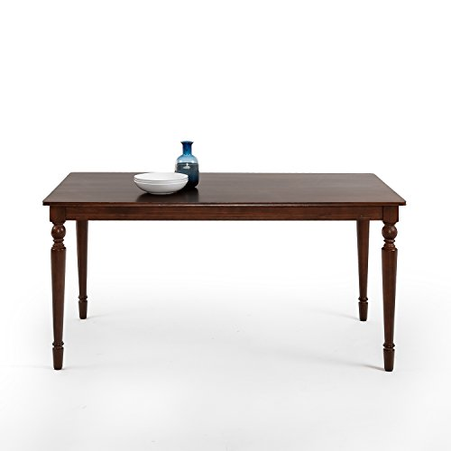 Zinus Joy Large Wood Dining Table / Table only
