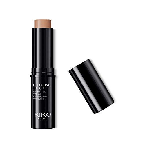KIKO Milano Sculpting Touch Creamy Stick Contour 200 | Stick para el contorno del rostro: textura cremosa y acabado mate