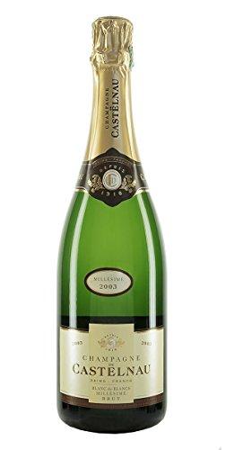Champagne de Castelnau Blanc de Blanc 2003 0,75l Champagne/Frankreich