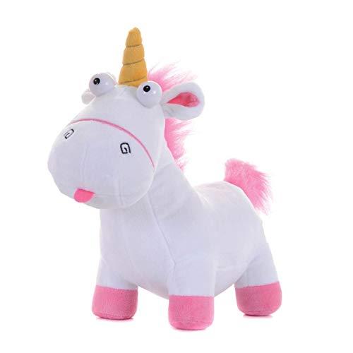 Minions Einhorn Plüsch Figur Despicable Me Unicorn weiß 25cm