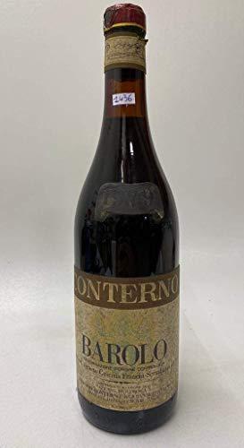 Vintage Bottle - Giacomo Conterno Barolo Cascina Francia 1979 0,75 lt. - COD. 1436