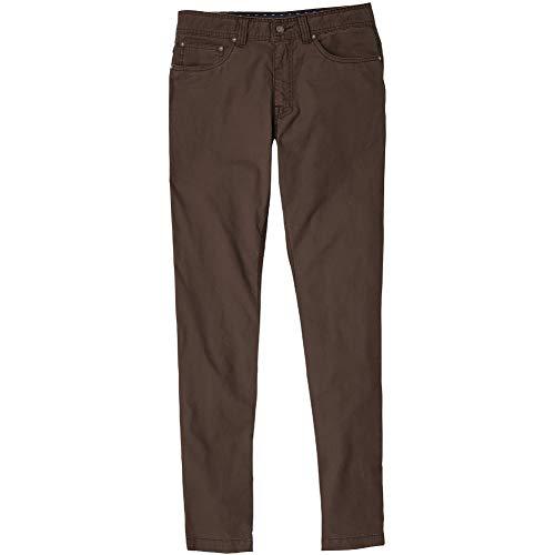 prAna M4TU32314-ACBR-36 Men's Tucson Ins Slim Fit Pants, Acacia Brown, 36W 32L