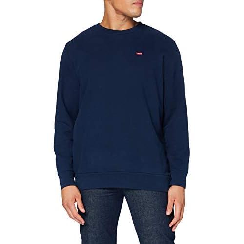 Levi's Men's Big Original Hm Crew Sweatshirt