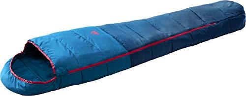 McKINLEY Unisex– Erwachsene Camp Active 5 IDE I Schlafsack, BLUEPETROL/BLUEPETRO, 195R