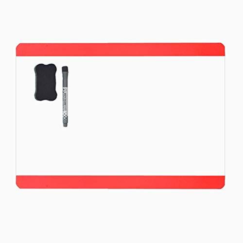 Geen logo ROYAL STAR TY Magnetische Koelkast Magnetische Krijtbord Kalender A4 Smart Dry Erase Board Magneet Board Koelkast Magnetische Koelkast