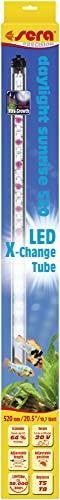 sera 31255 LED daylight sunrise 520 - Farbechtes und natürliches Tageslicht (6.000 - 8.000 Kelvin)